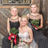 Christmas Wedding at Thorndale Oaks