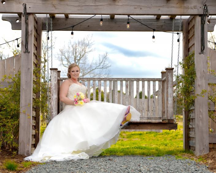 Bridal Portrait by Atkins Photography